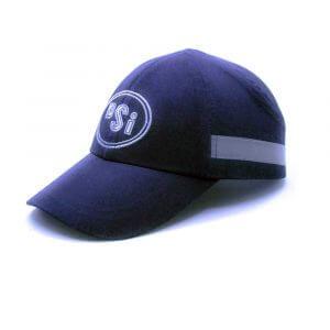 Darbe emici nakışlı İş güvenliği şapkası 05 model *