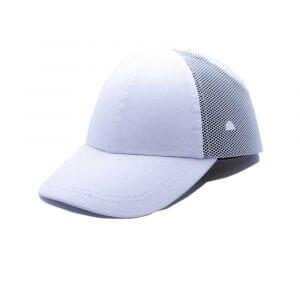 Darbe emici Fileli İş güvenliği şapkası 01 model *