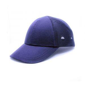 Darbe emici Fileli İş güvenliği şapkası 01 model*