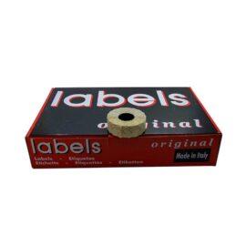 Labels Meto Etiketi Beyaz 22x12 -1500'lü 42 Rulo - 6 ''
