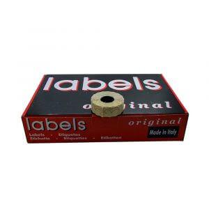 Labels Meto Etiketi Beyaz 22x12 -1500'lü 42 Rulo - 2 ''