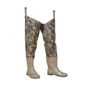 PKÇ-1300 Pvc-Pu kumaştan Kamuflaj Kasık çizme 0,65 Micron (Kalın) *