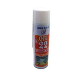 Blue Bird, Oil 22 Sprey 500 ml. ''
