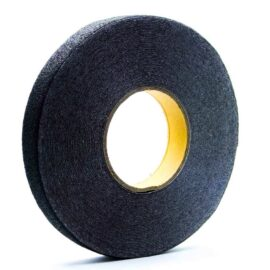 Era Kaydırmaz zemin bandı 25mmx25mt - Siyah ''