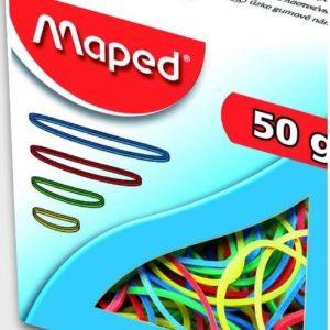 Maped 351100 Renkli Ambalaj Lastiği 50 gr. ''