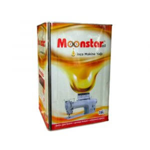 Moonstar Makine Yağı -16 lt *