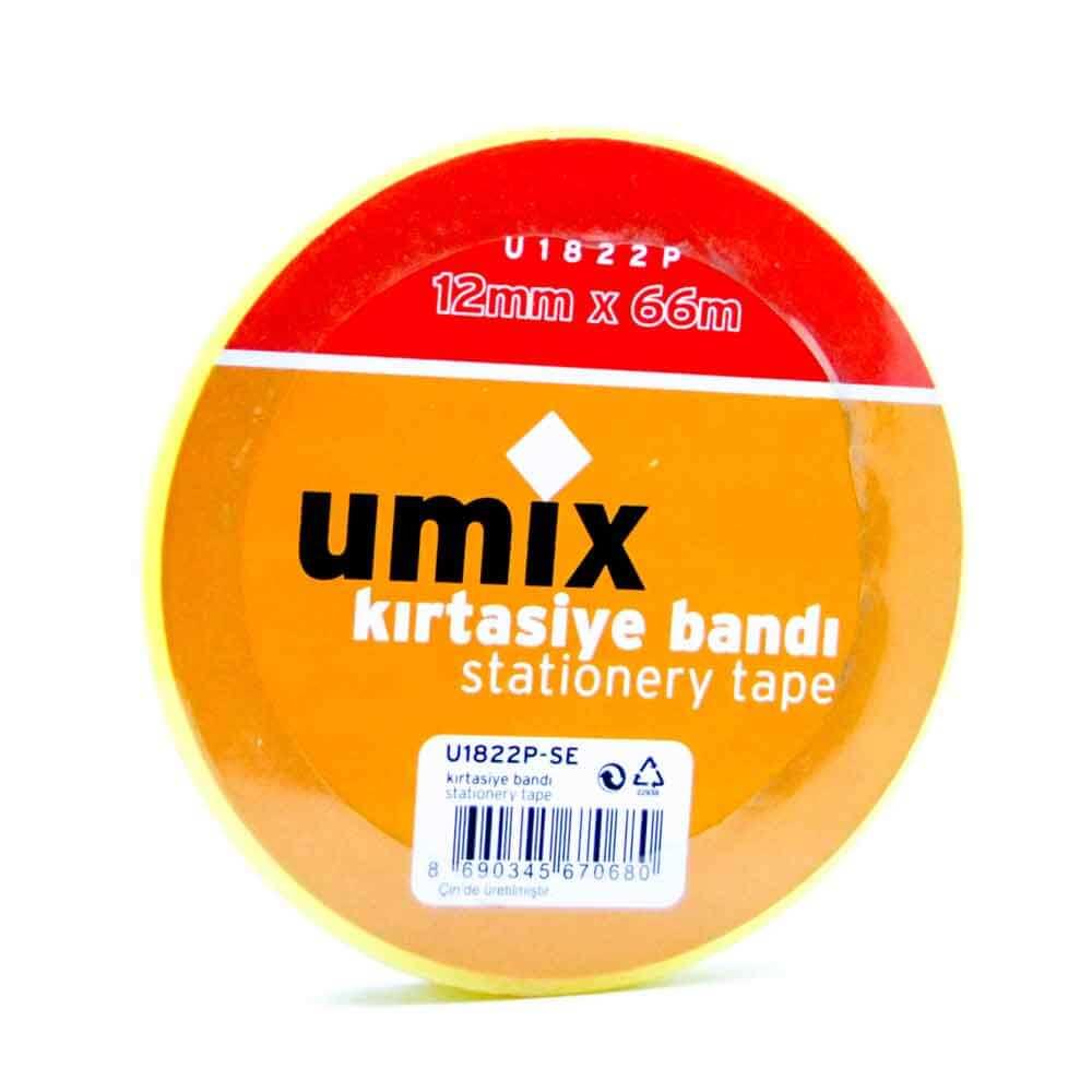 Umix Ofis Bandı 12mmx66mm *