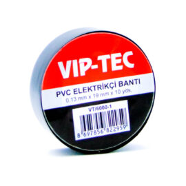 Vip-Tec Pvc Elektrik Bant 19mmx9,1mt ''