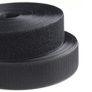 Ecovel Beyaz Cırt Bant, Sert/Kanca (5cmx25mt) *