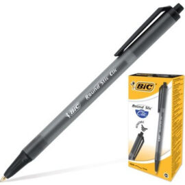 Bic, Round Stick Siyah Tükenmez Kalem ''