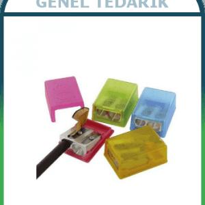 Kum 103202100 M2 Çiftli Metal Kalemtraş ~