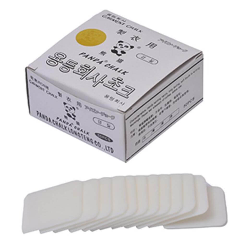 Panda Beyaz Çizgi Taşı 50'li ''