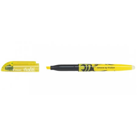 Pilot FriXion Light - İşaretleme Kalemi Fosforlu (Sarı) ''