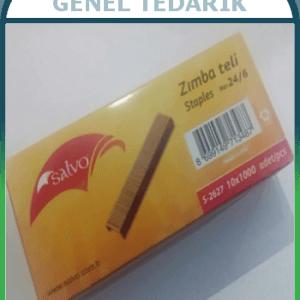 Salvo, 24/6 Sarı Zımba Teli -10'lu '