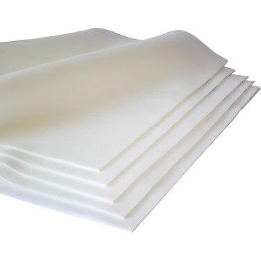 1.5 Cm(140cmx240cm)Beyaz Sünger 14 Dns ''