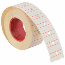Tanex, Motex Fiyat Etiketi - 12x21mm ''