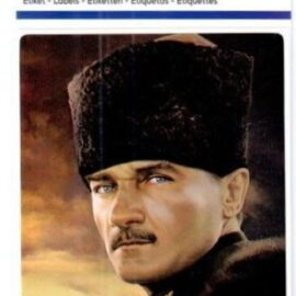 Tanex STC-261 Atatürk Etiketi ''