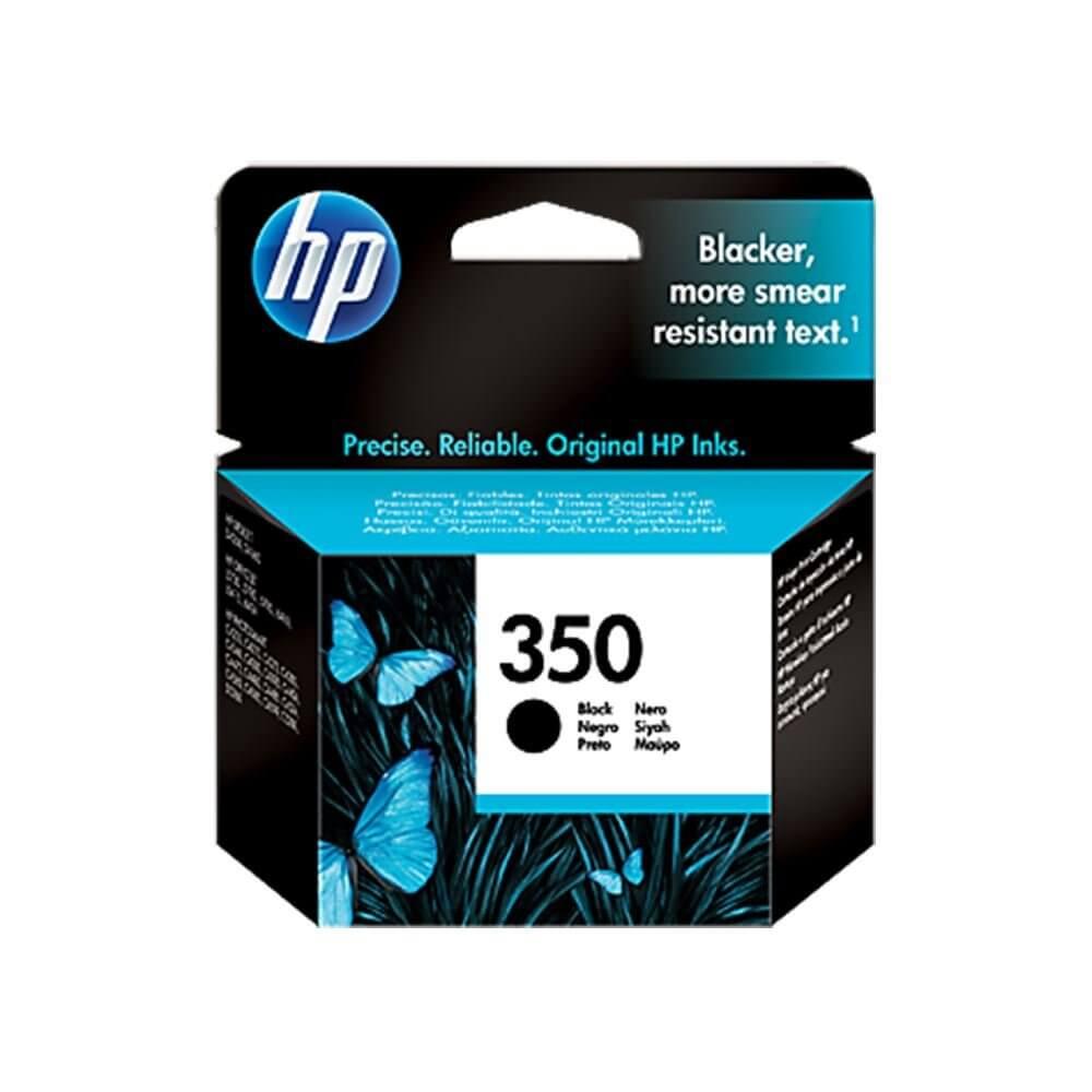 HP 350 Siyah (Black) Kartuş CB335EE ''