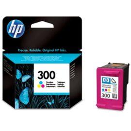 HP 300 Üç Renkli Kartuş CC643EE ''