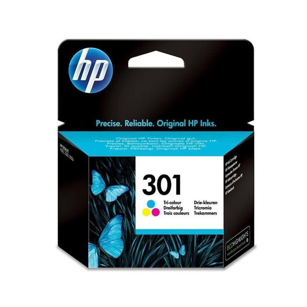 HP 301 Üç Renkli Kartuş CH562EE ''