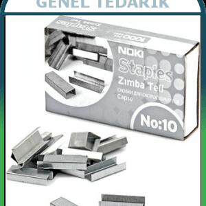 Noki Zımba Teli Gümüş Rengi No:10 -20'li *